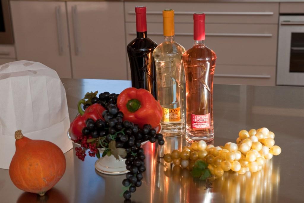 chateau rquier rouge et clos rquier blanc et ros - Domaine Viticole Mariage Var