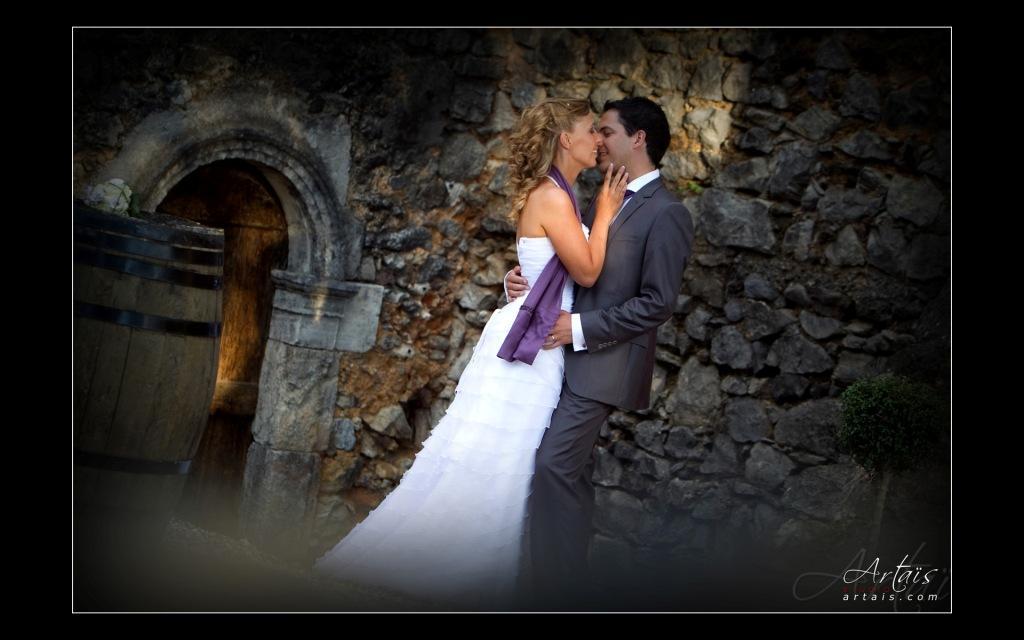 prise de vue mariage cabasse - Domaine Viticole Mariage Var