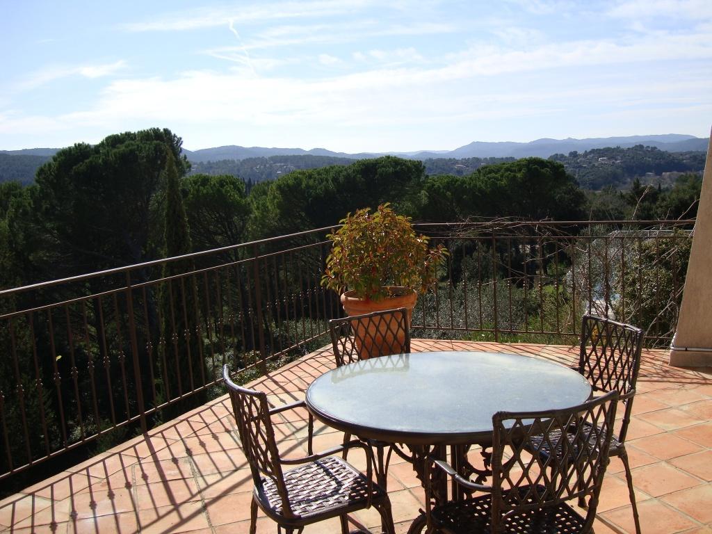 terrasse bastide de carcs - Domaine Viticole Mariage Var