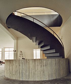 metallbau m ller ag metallbau metall und glas. Black Bedroom Furniture Sets. Home Design Ideas