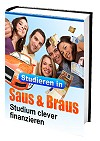 cover ebook studieren in saus und braus