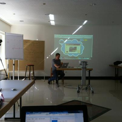 mario schneider praesentiert sein web 2.0 traffic system