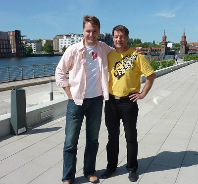 mario wolosz - emailmarketing klick-tipp und juergen saladin