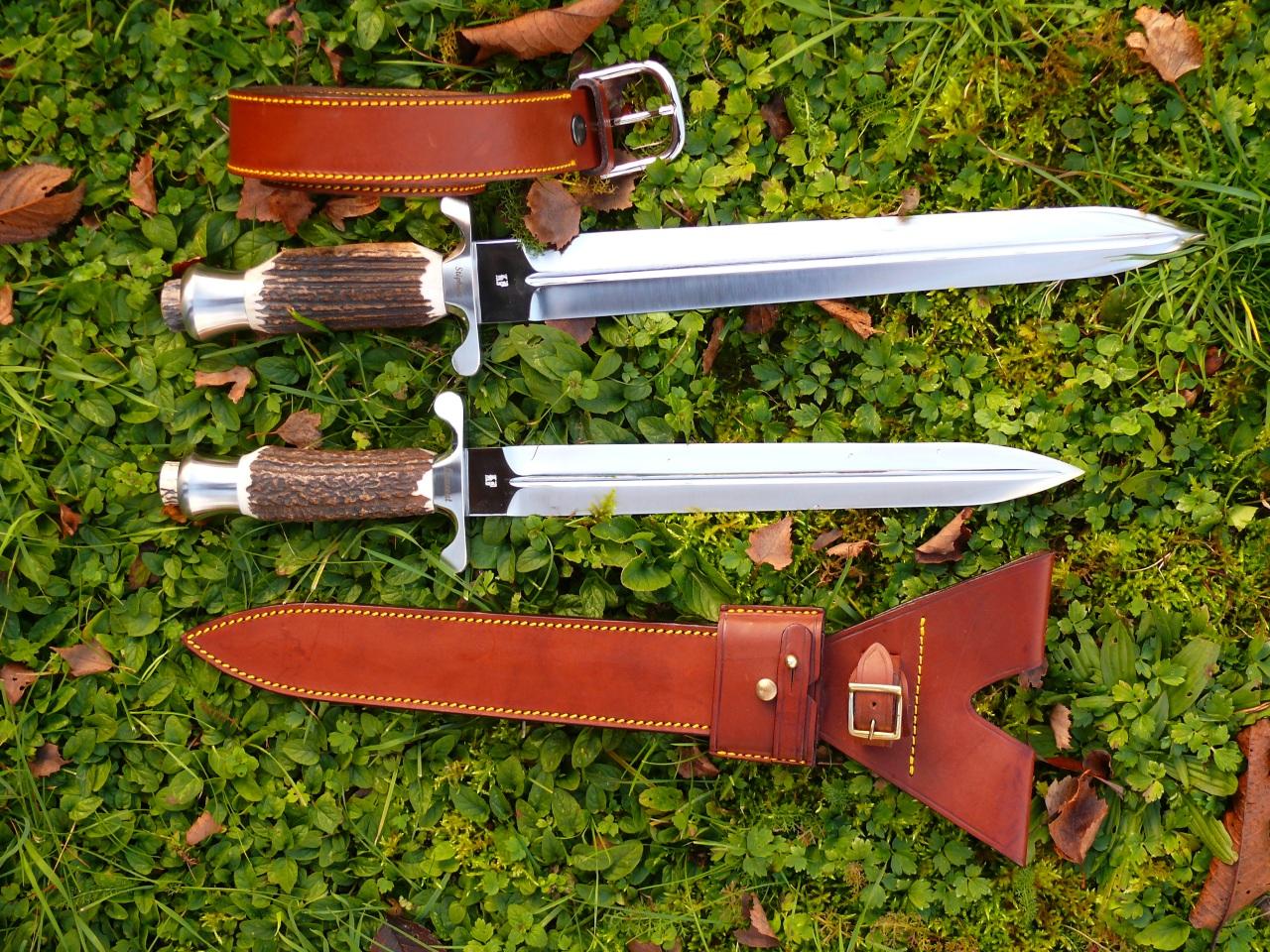 Pascal Hmonnot Coutelier Couteaux De Chasse Hunting