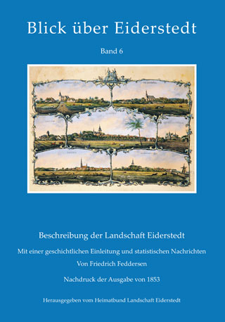 Blick über Eiderstedt: Band 6             ISBN 978-3936017-16-8