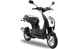 Peugeot Scooters - LUDIX ONE BIPLACE