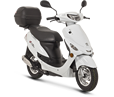 Peugeot Scooters - V-CLIC Black & White Edition