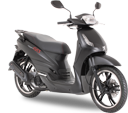 Peugeot Scooters - TWEET 125 RS