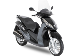 Peugeot Scooters - GEOPOLIS 125