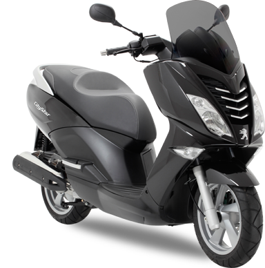 Promotions Scooter 125 CityStar Peugeot en Promotion