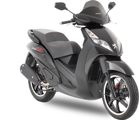 Peugeot Scooters - GEOPOLIS 300 RS