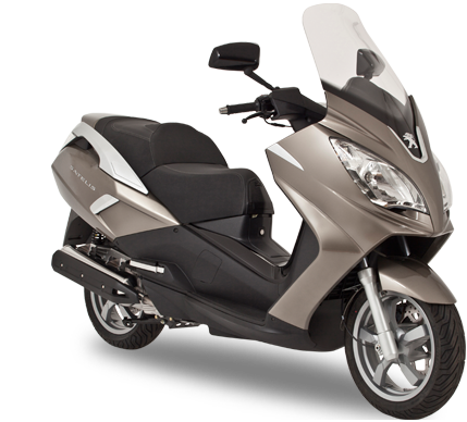 Peugeot Scooters - SATELIS 125 Executive Havane