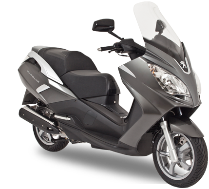 Peugeot Scooters - SATELIS 125 Executive Gris Quartz