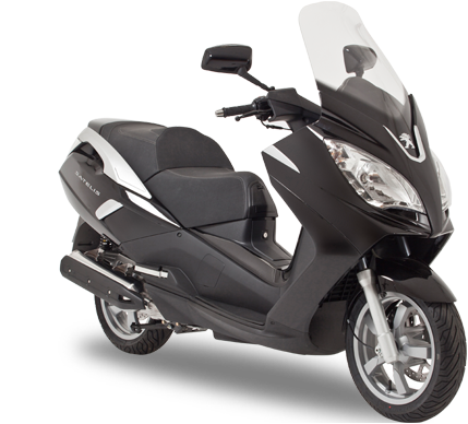 Peugeot Scooters - SATELIS 125 Executive Noir Nacré