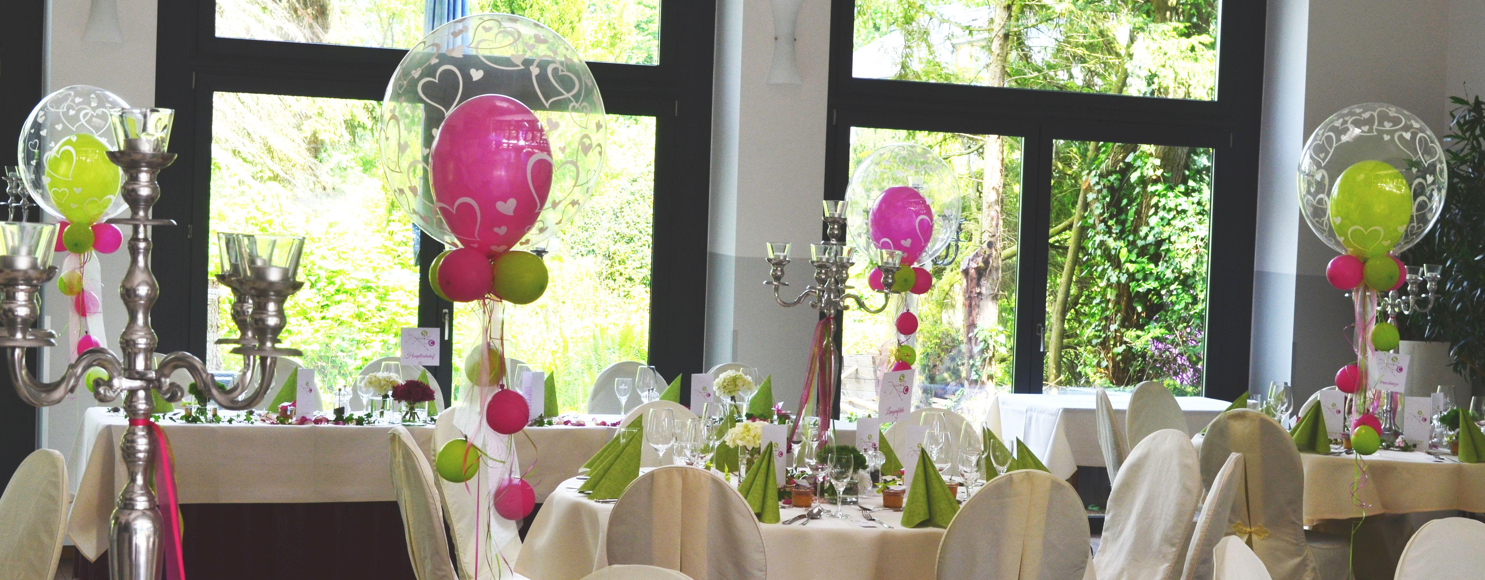 Partydeko Hochzeiten Hochzeitsdeko