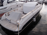 Windy Oceancraft 845 Motoryacht bei Sailing World Yachtmakler Heiligenhafen