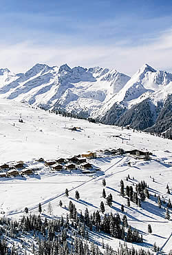Skihütte krimml