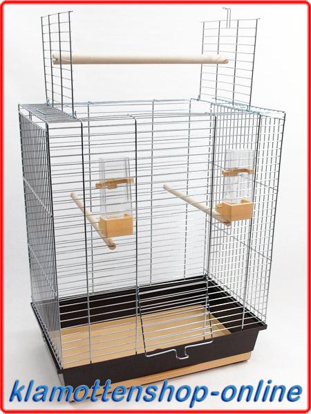 vogelk fig nr 8 vogel wellensittich kanarien k fig neu ebay. Black Bedroom Furniture Sets. Home Design Ideas