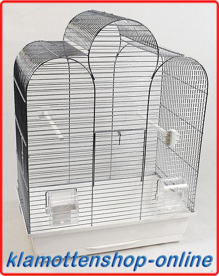 vogelk fig nr 1 vogel wellensittich kanarien k fig neu ebay. Black Bedroom Furniture Sets. Home Design Ideas