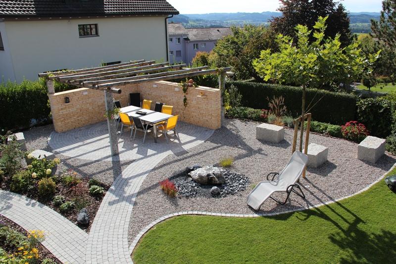 Pin gartengestaltung mit granit on pinterest for Gartengestaltung 400 m2