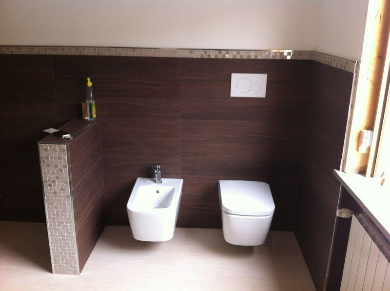 Rivestimento pareti bagno in legno - Rivestimento bagno legno ...