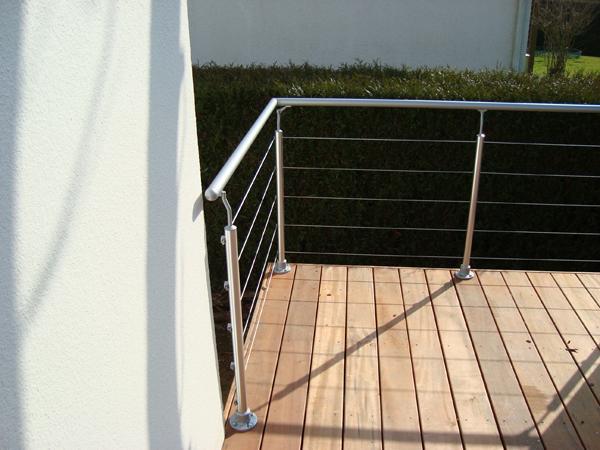 vert l 39 ouest paysagiste terrasse bois garde corps terrasse bois. Black Bedroom Furniture Sets. Home Design Ideas