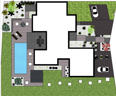 plan architecte paysagiste laval