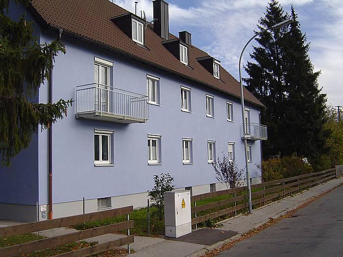 Willis Malerbetrieb  Fürstenfeldbruck  Außenfassaden