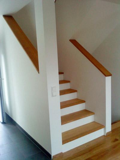 der zinkenbiber news treppenrenovation. Black Bedroom Furniture Sets. Home Design Ideas