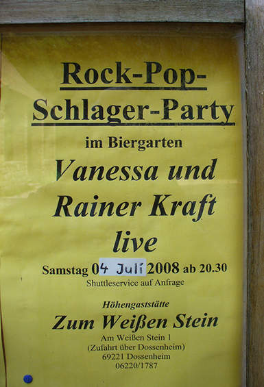 Rock-Pop-Schlager-Party